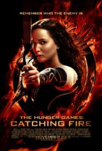 the hunger games cathcing fire