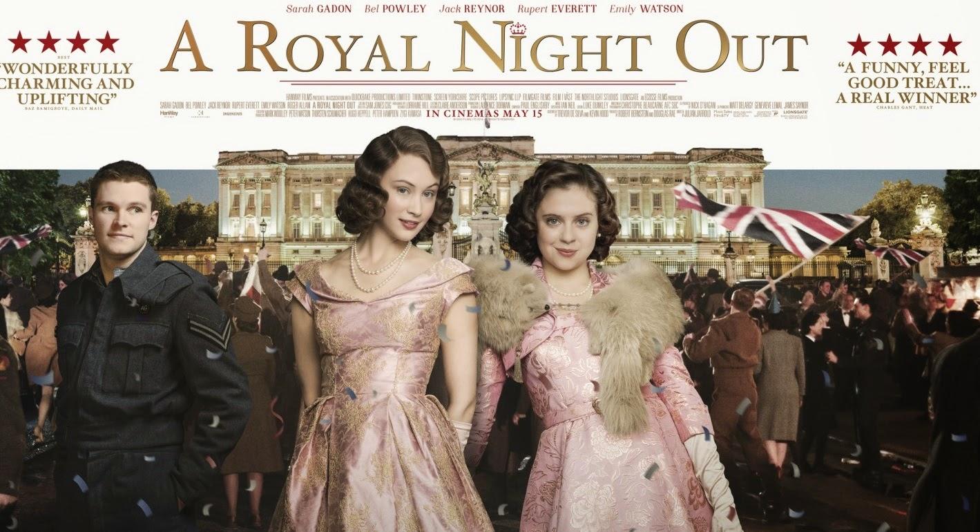 A Royal Night Out Julian Jarrold 2015 6 10 The Cinema Cynic