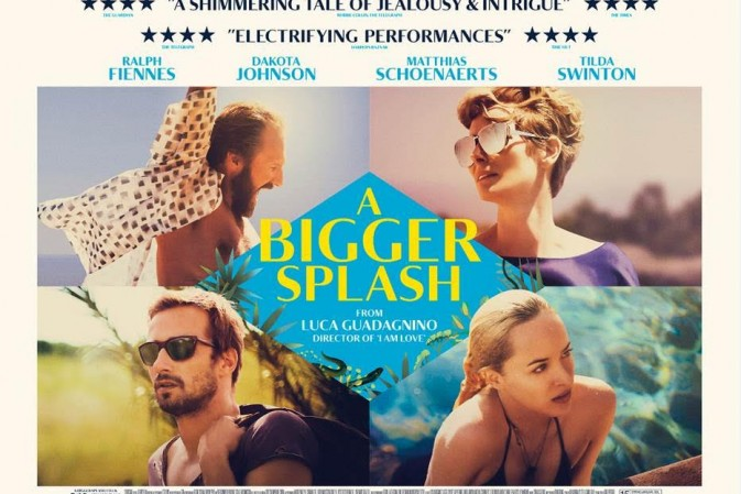 Lynchian 2016 in film reviewed rated movie forums for Film a bigger splash