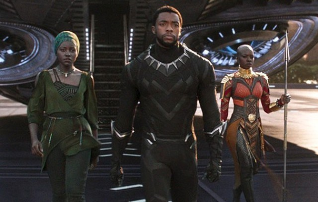 March - Black Panther