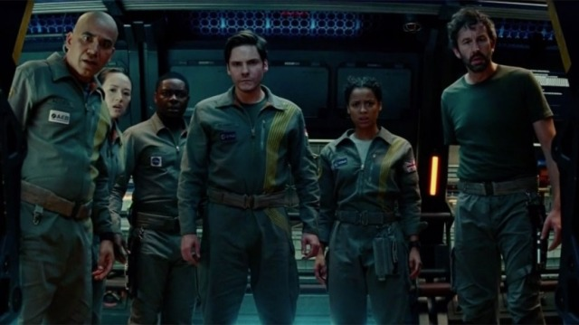 March - The Cloverfield Paradox