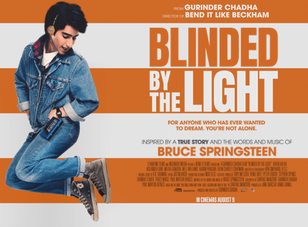Blinded by the light main
