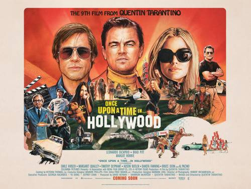 Once Upon a Time in Hollywood Main