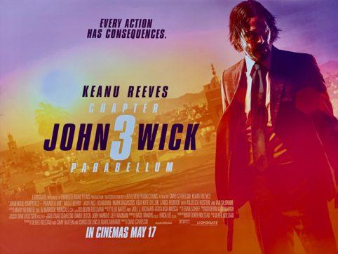 John Wick 3 main