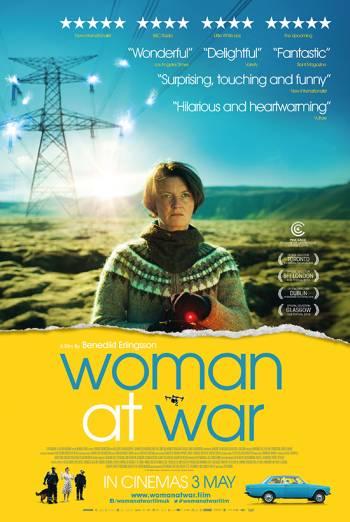 Woman at War Main