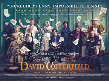 David Copperfield Main
